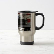 2003 Mustang Cobra Travel Mug