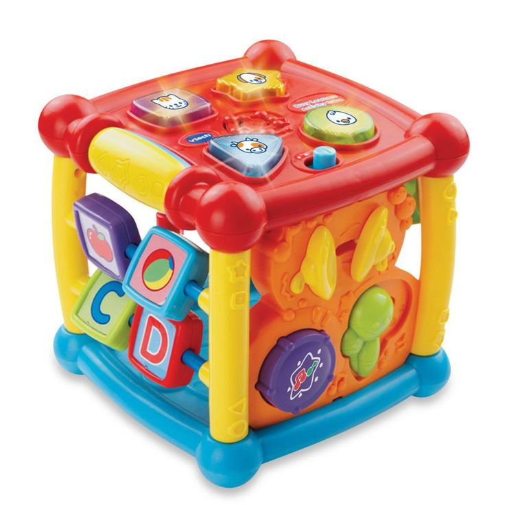 Product Image for VTech® Busy Learners Activity Cube 1 out of 2