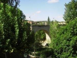 castelseras - Puente