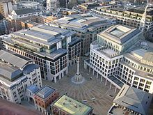 Paternoster Square - Wikipedia, the free encyclopedia