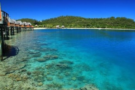 Likuliku Lagoon Resort, Fidżi