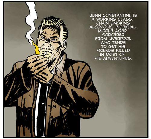 John Constantine 1/4