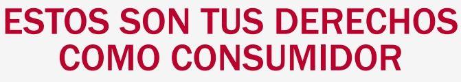 Tus Derechos como Consumidor en Restaurants de Mexico