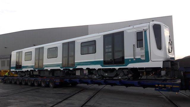 Транспортный блог Saroavto: София: Строительство третьей линии метро и закупка...