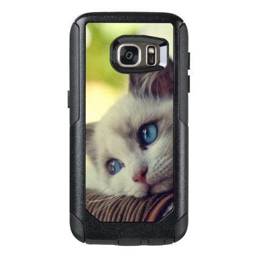 Ragdoll Kitten Looking Out The Window OtterBox Samsung Galaxy S7 Case