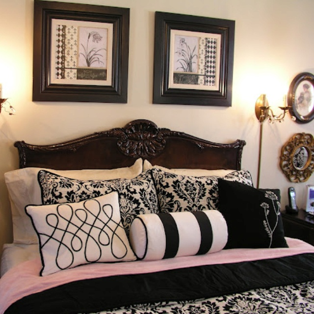Best 25+ Damask Bedroom Ideas On Pinterest