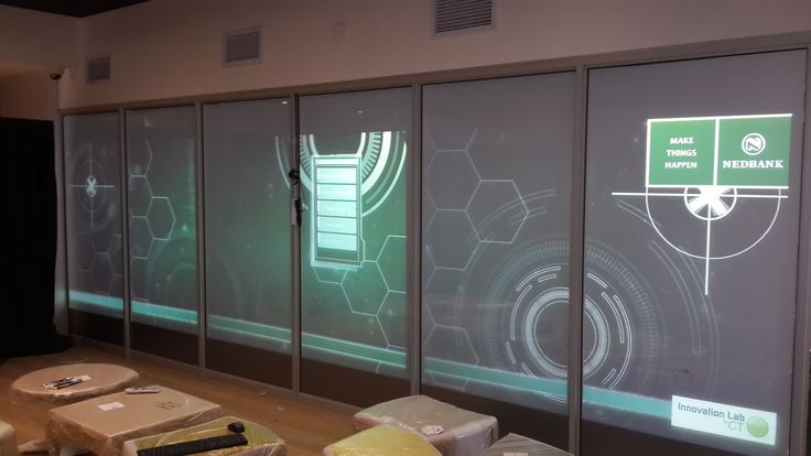 rear projection on to windows with 3 x sony ultra short throw projectors and matrox desktop extenders avc installations pinterest shorts