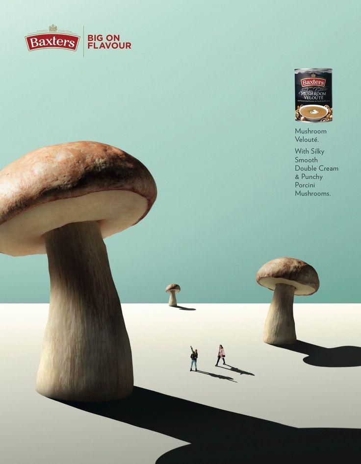 Adeevee - Baxters: Squash, Onion, Mushroom