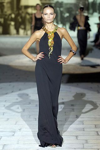 nike capri si black Roberto Cavalli Spring 2007 Ready to Wear   Collection   Gallery   Style com