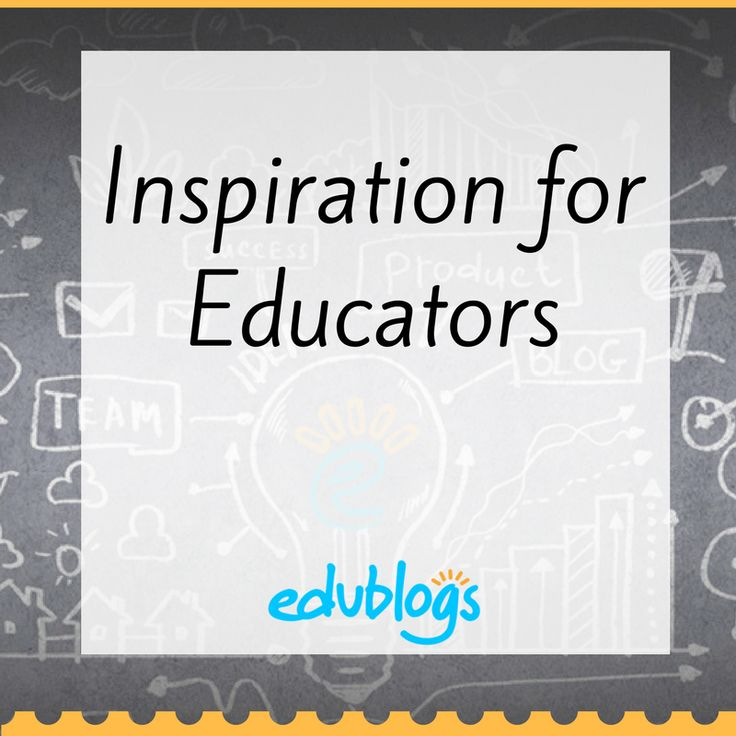 Videos, articles and images to inspire educators.