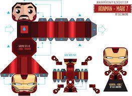 Iron Man style