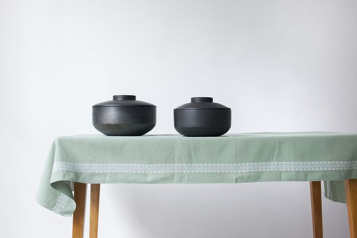 10/960 siwaki, black pots, august