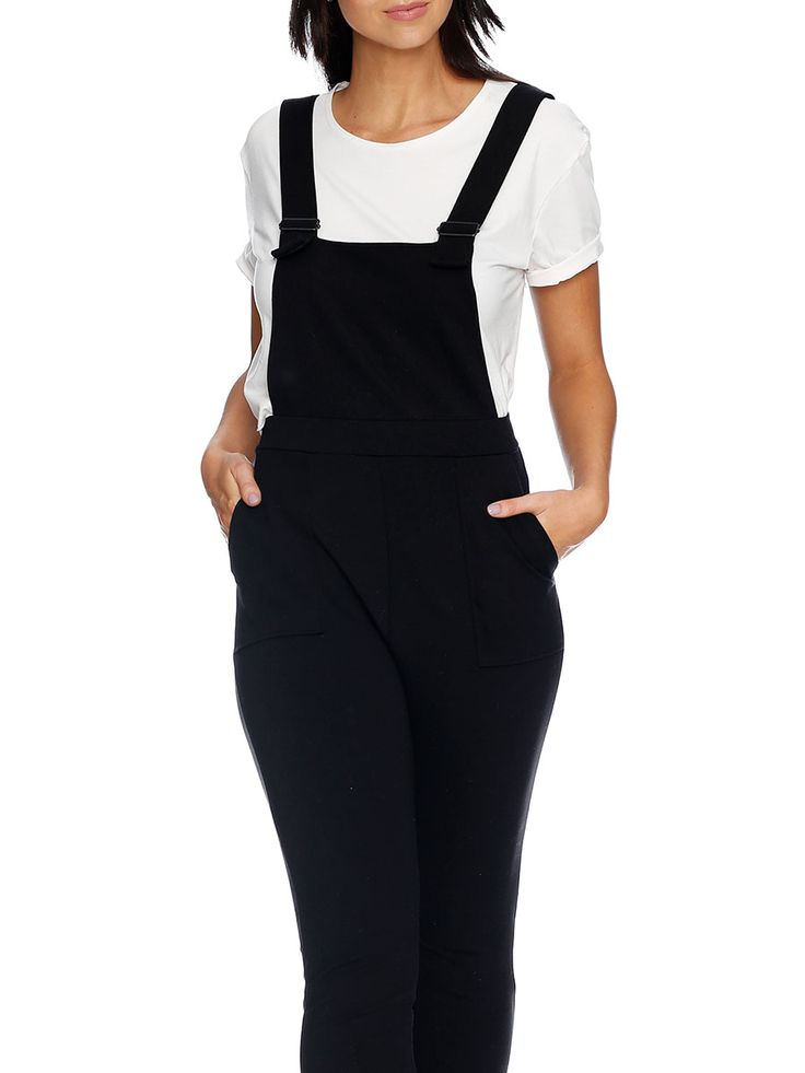 Push It Overalls - LIMITED (AU $110AUD) by Black Milk Clothing