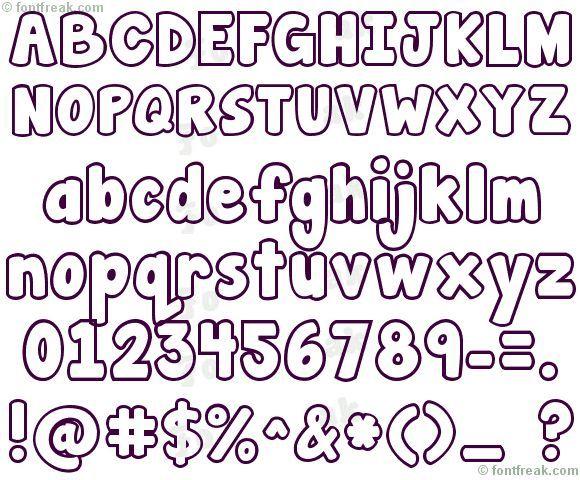 Word Letter Font Foto 2017 Lettering Alphabet Lettering Fonts Lettering