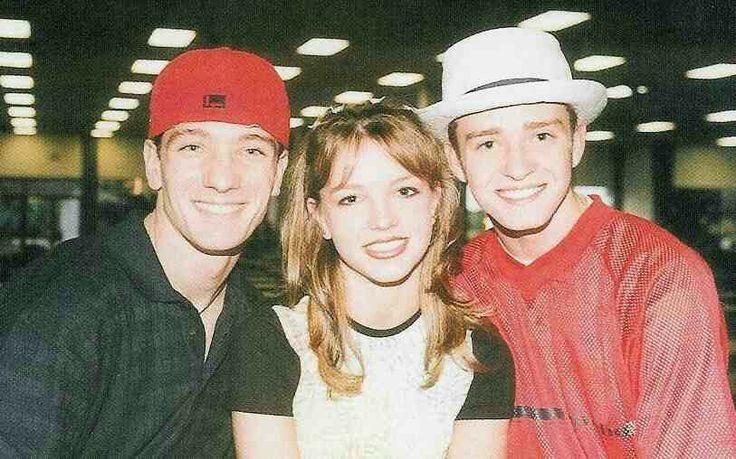 JC, Britney, & Jus...