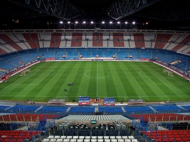 Vicente Calderon to host Copa del Rey final between Barcelona, Alaves
