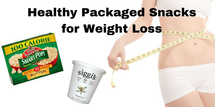 7 Healthy Packaged Snacks for Weight Loss Experts have found that there are many healthy packaged snacks you can eat that not only maintain your favorite taste but also boost your health goals.