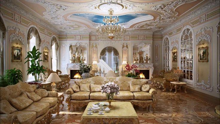 22 mejores im genes de decoraci n interiores videos for Decoracion rococo