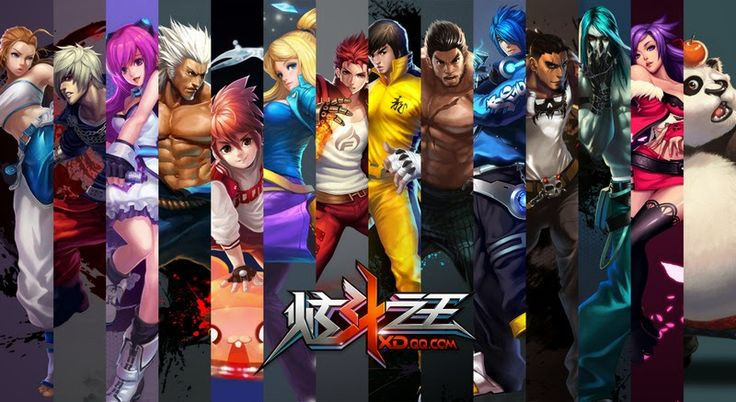MMOWorldXD: Tencent Games(CN) lança jogo de luta Xuan Dou Zhi ...
