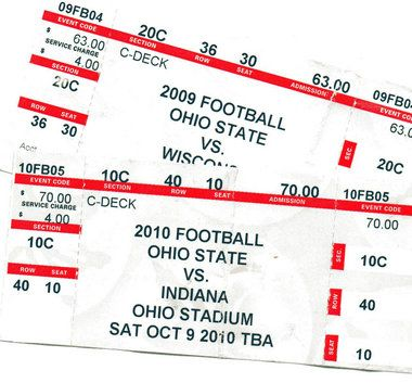 OSU Tickets