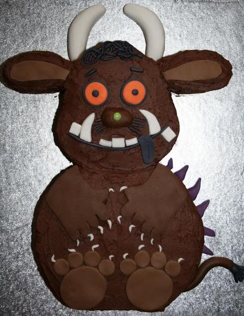 For A Sheet Cake Pan Ideas Anyone Got Any Gruffalo cakepins.com
