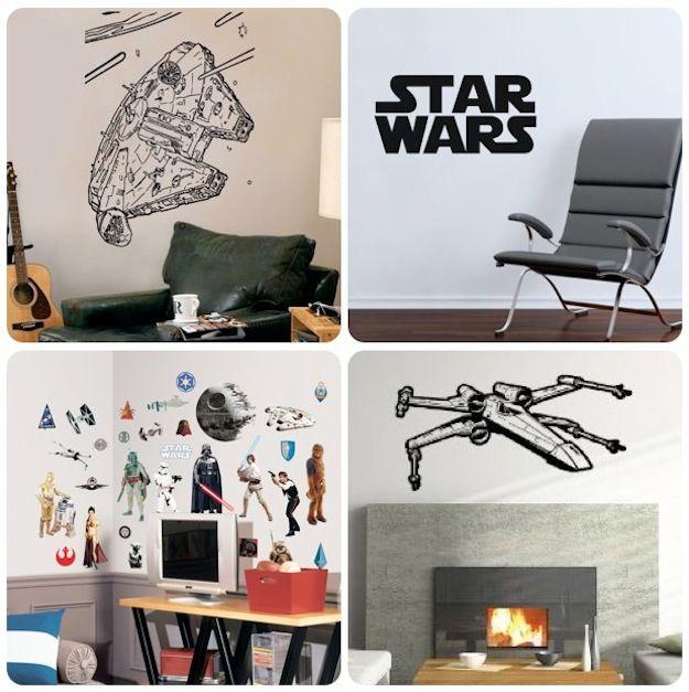 Star Wars Wall Stickers Part 97