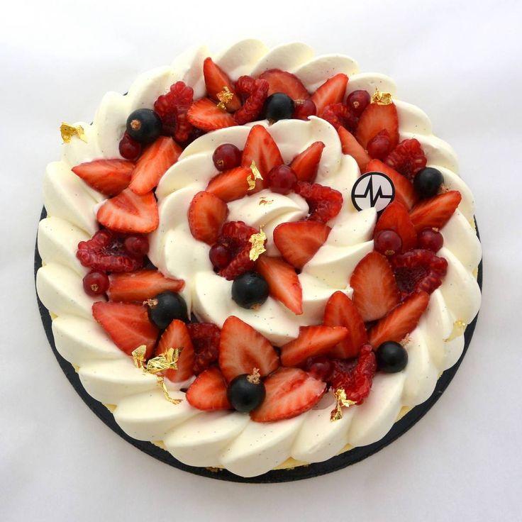 """Fantastik """"Cheesecake fruits rouges"""""""