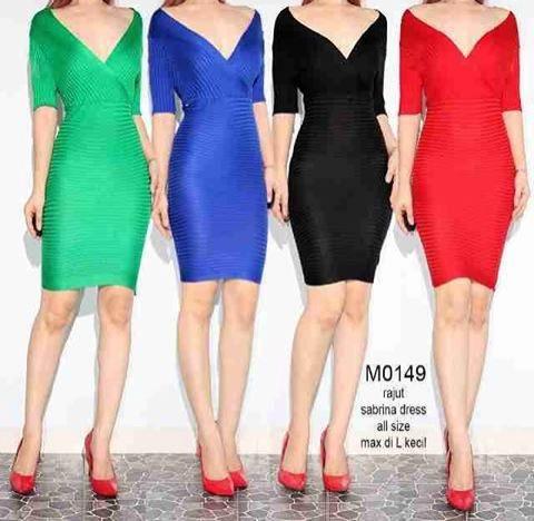 JulpShop Fashion Dress Wanita 12  Ukuran : ALL SIZE
