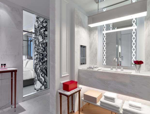 Die besten 25+ Badezimmer new york style Ideen auf Pinterest - badezimmer skandinavischen stil