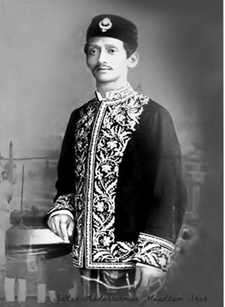 Sultan Abdul Rahman Muadzam Shah II bin Almarhum Raja ...