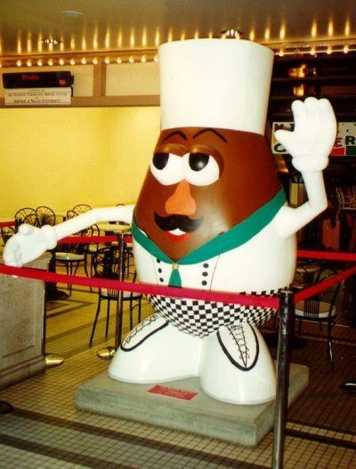 Potato Heads In Rhode Island