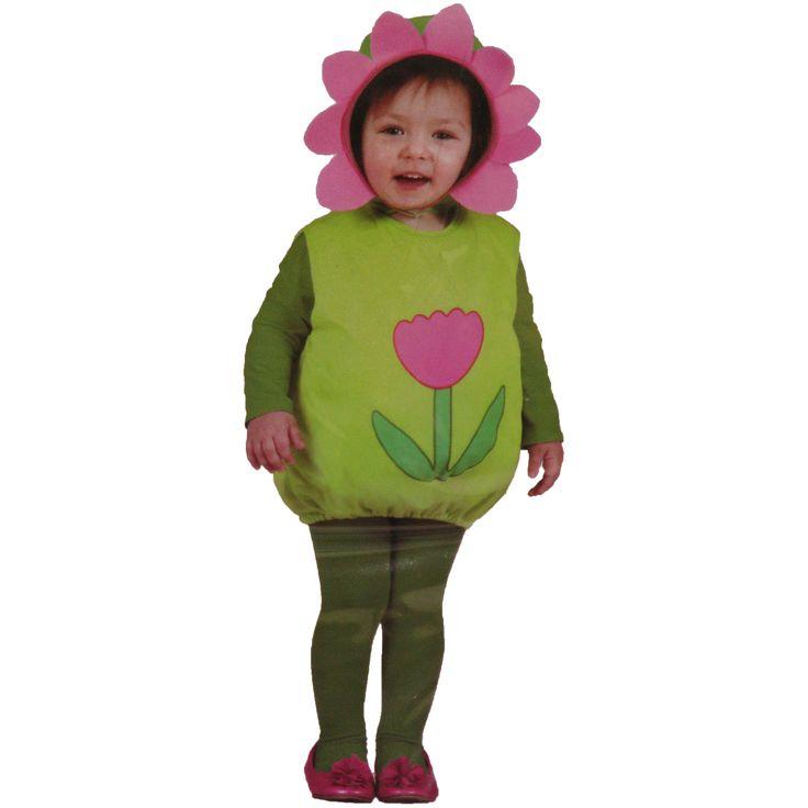 costume di carnevale da fiorellino http://www.lefestediemma.com/shop/it/carnevale-e-costumi/419-1-costume-fiorellino-per-1-3-anni-8003558189403.html