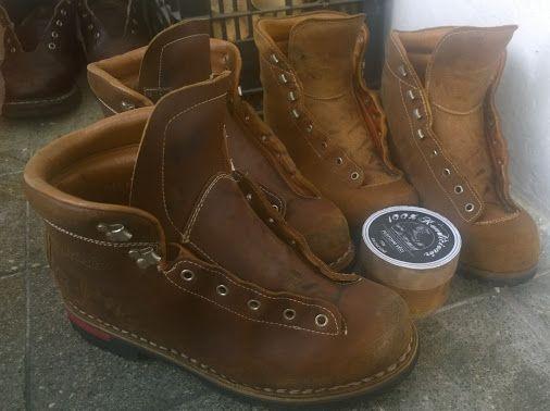 Dneska se boty pěkně namažou....