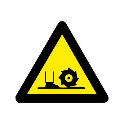 Fare for kvæstelse af fod - Køb Advarselsskilte nu