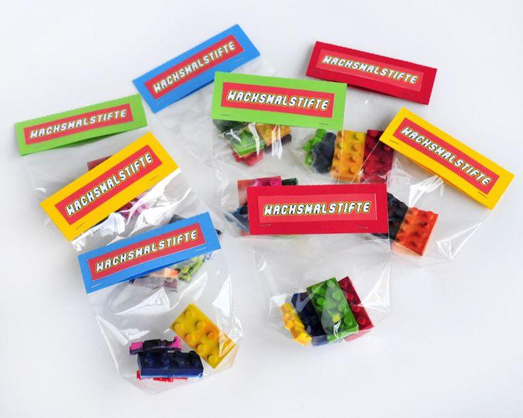 Ninjago Einladung Basteln: Die Besten 25+ Lego Gastgeschenke Ideen Auf Pinterest