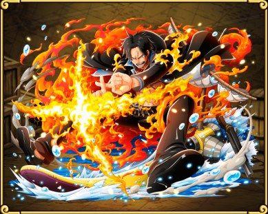 Strong World Ace | One Piece: Treasure Cruise JPN Blog