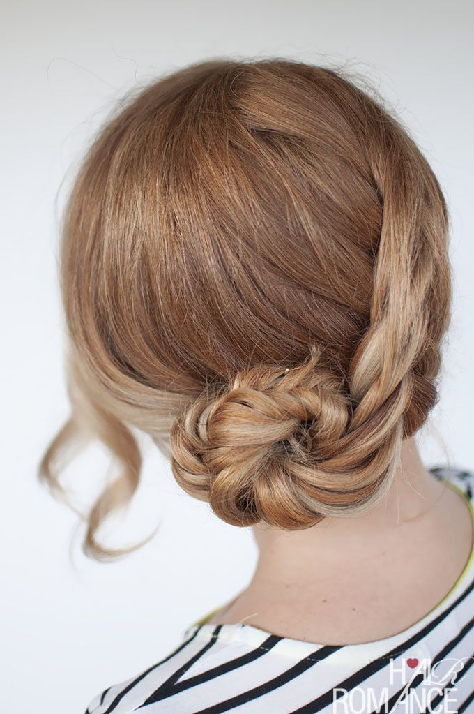 Seashell braid tutorial – Dutch fishtail braid tutorial
