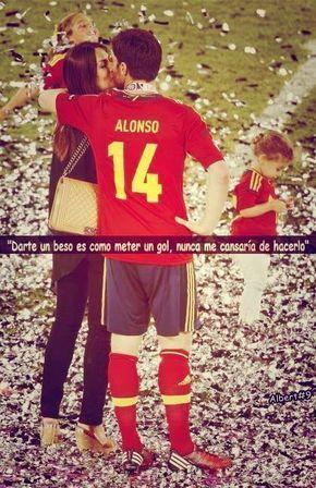 El amor y el fútbol.