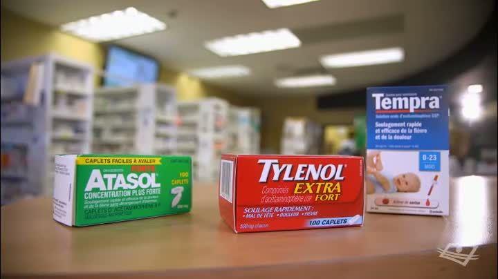 Acétaminophène ou ibuprofène: lequel choisir?