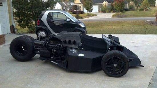 Custom Car Trikes   2014 Custom Built Batman Trike (1of1) $1 Possible trade - 100655895 ...