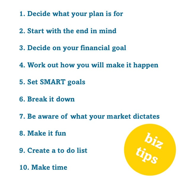 79 best Business Plans\/Business images on Pinterest Bakery - making smart marketing plan