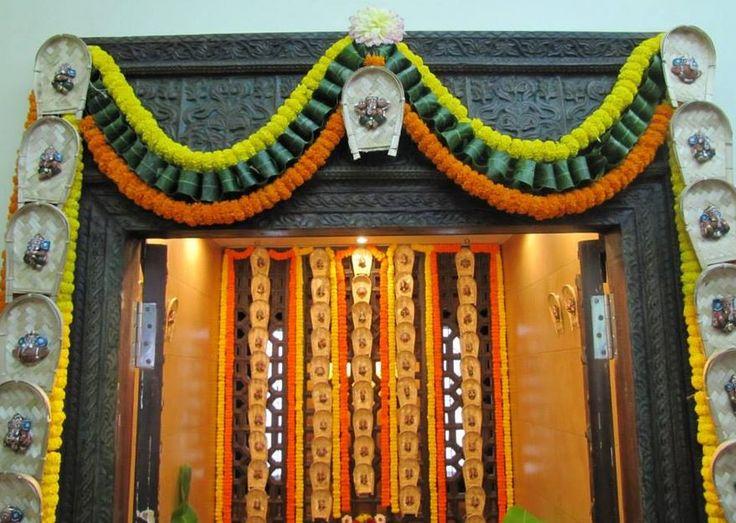 The 489 Best Images About Toran Door Hanging On Pinterest