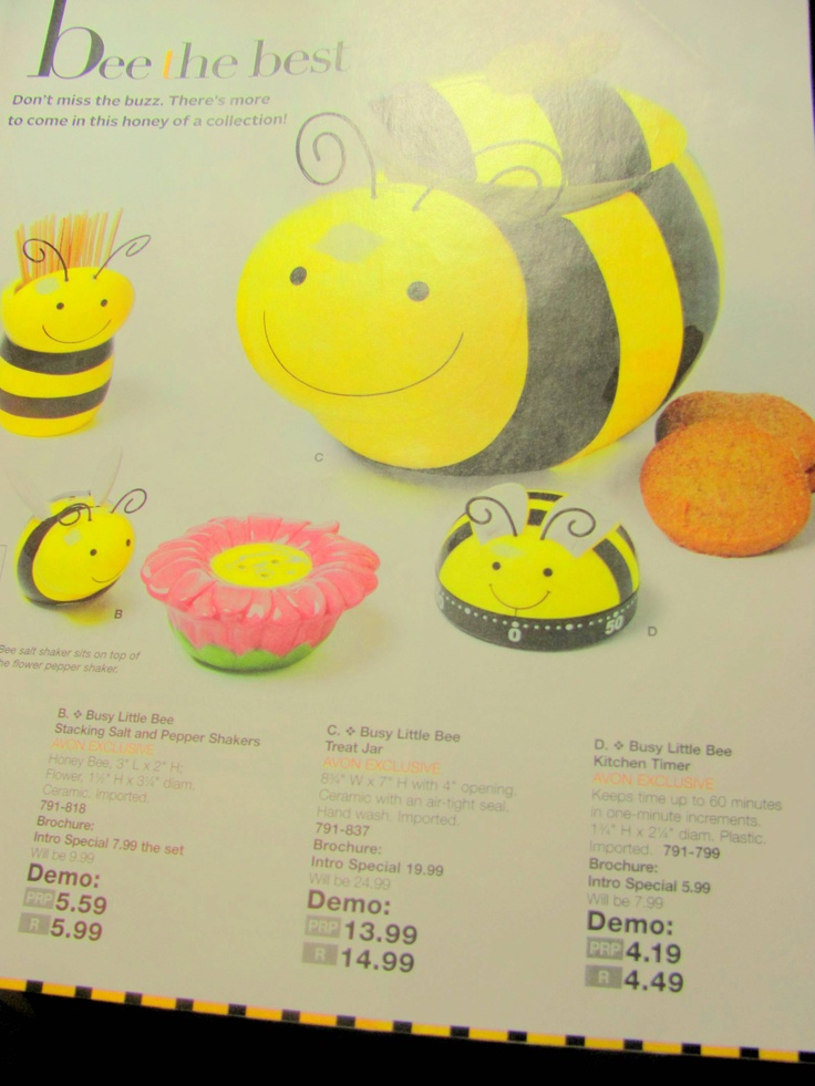 Very Fun Spring Bee Decorations For The Kitchen A Cookie Jar, Egg Timer, And