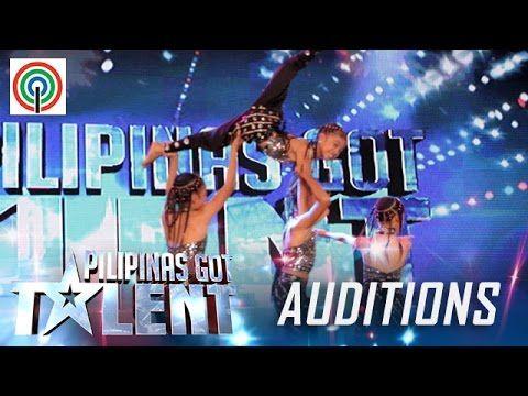 Pilipinas Got Talent Season 5 Auditions: Sto. Tomas Bulilit Generation -...