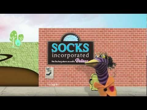 Socks, Inc.- alternative reality game. Make a sock puppet then create its dig story thru challenges  by Shelly Terrell