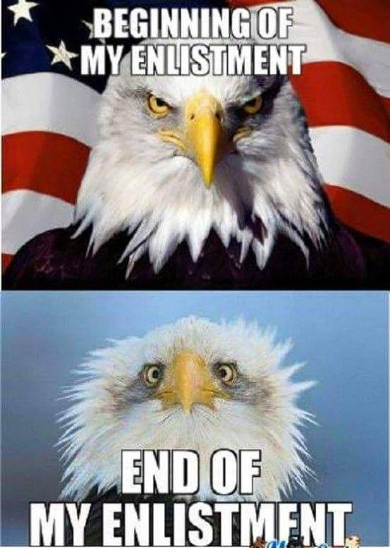Military meme enlistment