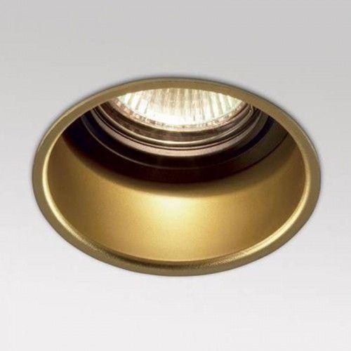 Afbeeldingsresultaat voor inbouwspot badkamer goud