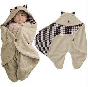 New Arrival baby sleeping bag romper wear Monster baby blankets Infant quilt sleeping sacks