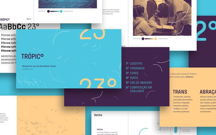 Trópico on Behance
