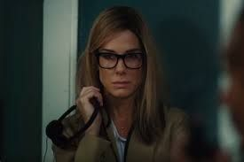 「sandra bullock outfits in our brand is crisis movie」の画像検索結果